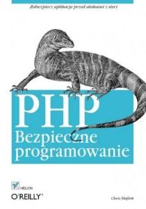 PHP Bezpieczne programowanie - książka