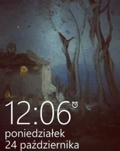 Nokia Lumia. Siemiradzki